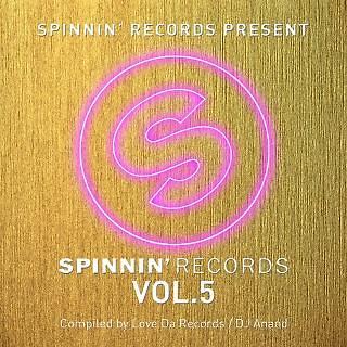 Spinnin' Dance Vol. 5