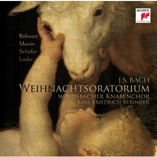 Bach:Weihnachtsoratorium 1 - 3