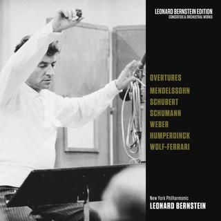 Overtures:Mendelssohn - Schubert - Schumann - Von Weber - Humperdinck - Wolf - Ferrari