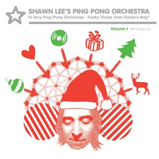 A Very Ping Pong Christmas:Funky Treats From Santa's Bag