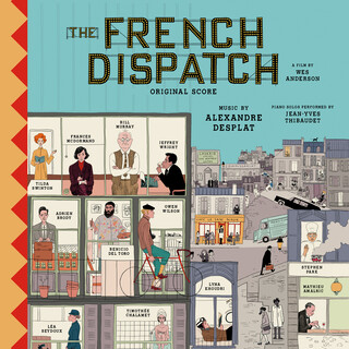 The French Dispatch (Original Score)