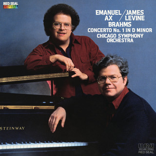 Brahms:Piano Concerto No. 1, Op. 15