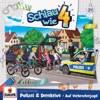 021 / Polizei & Detektive - Auf Verbrecherjagd