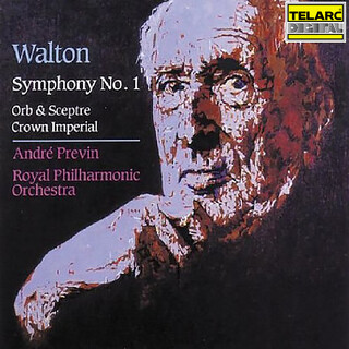 Walton:Symphony No. 1 In B - Flat Minor, Orb And Scepter & Crown Imperial