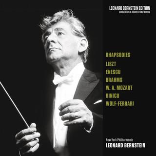 Rhapsodies:Liszt - Enescu - Brahms - Mozart - Dinicu - Wolf - Ferrari
