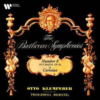 Beethoven:Symphony No. 8, Op. 93 & Coriolan Overture, Op. 62