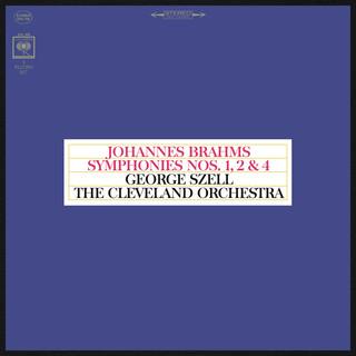 Brahms:Symphonies Nos. 1, 2 & 4 (Remastered)
