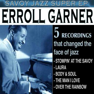 Savoy Jazz Super EP:Erroll Garner