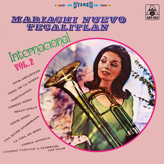 Internacional Vol. 2 (Instrumental)