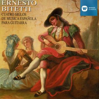 Cuatro Siglos De Música Española Para Guitarra