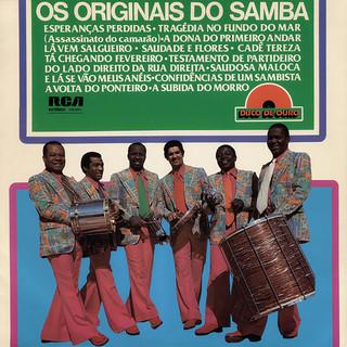 Os Originais Do Samba (Disco De Ouro)