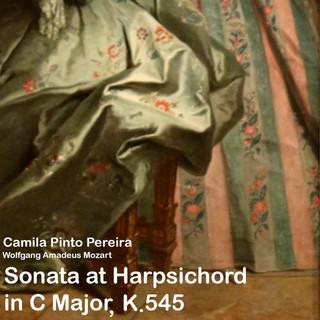 Sonata At Harpsichord In C Major, K. 545