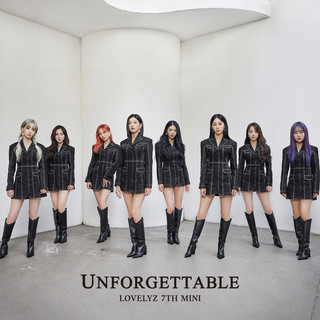Lovelyz 7th Mini Album (Unforgettable)