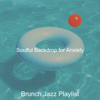 Soulful Backdrop For Anxiety