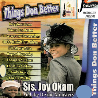 Things Don Better (With The Divine Ministers)