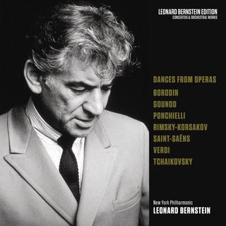 Bernstein Conducts Dances From Operas