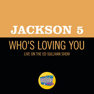 Who's Loving You (Live On The Ed Sullivan Show, December 14, 1969)