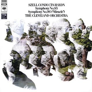 Szell Conducts Haydn Symphonies 95 & 96