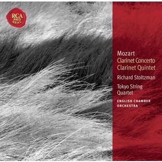 Mozart:Clarinet Concerto K.622; Clarinet Quintet K.581:Classic Library Series