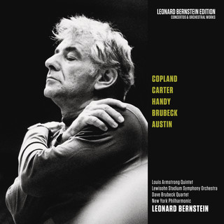 Copland:Danzón Cubano - Carter:Concerto For Orchestra - Works By Handy, Brubeck & Austin