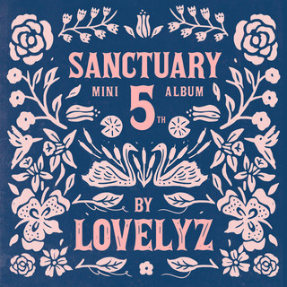 Lovelyz 5th Mini Album (SANCTUARY)