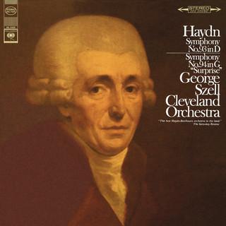 Haydn:Symphonies Nos. 93 & 94