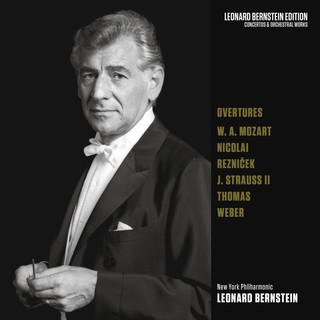 Overtures:Mozart - Nicolai - Strauss, Jr. - Von Weber - Thomas