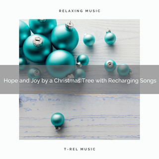 Hope And Joy By A Christmas Tree With Recharging Songs