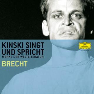 Kinski Singt Und Spricht Brecht