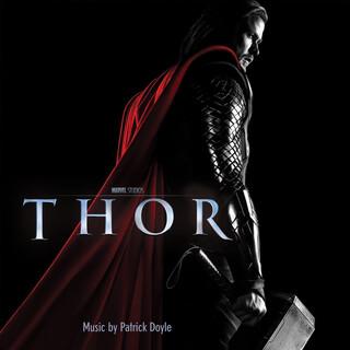雷神索爾電影原聲帶 (Thor)