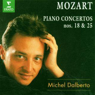 Mozart:Piano Concertos Nos. 18 & 25