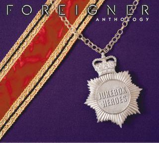 Jukebox Heroes:The Foreigner Anthology