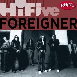 Rhino Hi - Five:Foreigner