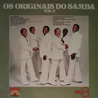 Os Originais Do Samba (Disco De Ouro Vol.2)