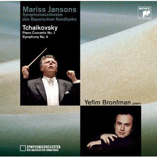 Tchaikovsky:Piano Concerto No. 1, Symphony No. 4