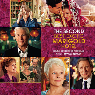 金盞花大酒店 II 電影原聲帶(The Second Best Exotic Marigold Hotel Original Motion Picture Soundtrack)