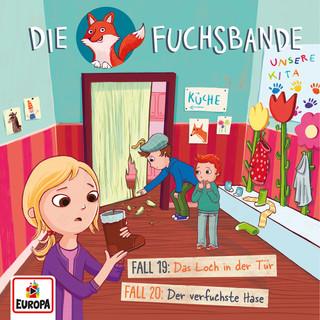 010 / Fall 19:Das Loch In Der Tür / Fall 20:Der Verfuchste Hase