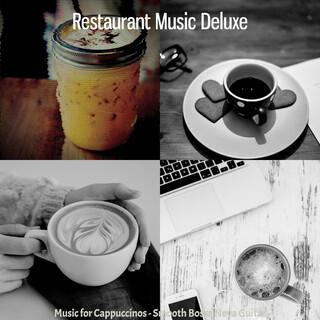 Music For Cappuccinos - Smooth Bossa Nova Guitar
