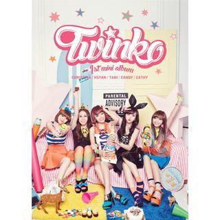 Twinko 同名迷你專輯