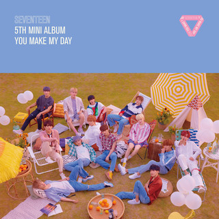 SEVENTEEN 5TH MINI ALBUM \'YOU MAKE MY DAY\'