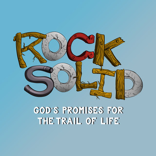 Rock Solid:God's Promises For The Trail Of Life