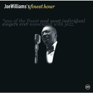 Joe Williams' Finest Hour