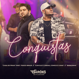 Conquistas - EP 2 (Ao Vivo)