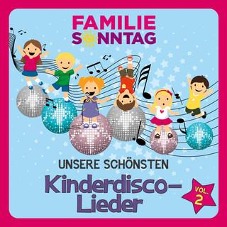 Unsere Schönsten Kinderdisco - Lieder, Vol. 2