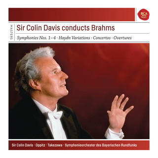 Brahms:The 4 Symphonies & Haydn Variations & Piano Concertos