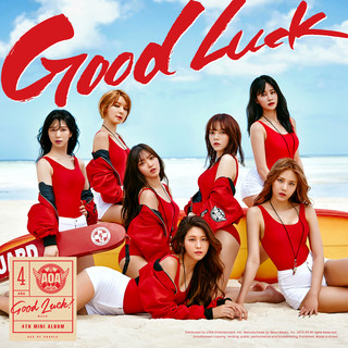AOA 4th Mini Album Good Luck