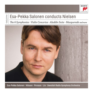Esa - Pekka Salonen Conducts Nielsen
