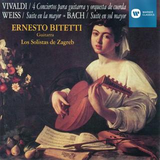 Obras De Vivaldi, Weiss, Bach