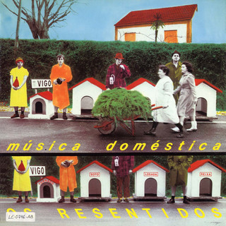 Heroes De Los 80. Musica Domestica
