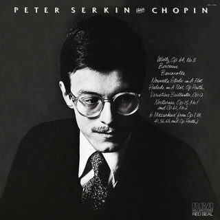 Peter Serkin Plays Chopin